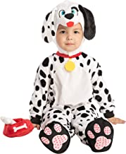 Spooktacular Creations Baby Dalmatian Puppy Costume for Infant Halloween Trick or Treat Party