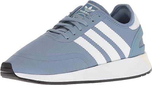 Adidas Originals Wohommes N-5923 W FonctionneHommest chaussures, raw gris blanc noir, 11 M US