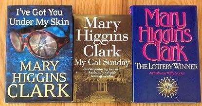 3 Books! 1- I've Got You Under My Skin 2- My Gal Sunday 3-The Lottery Winner