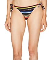 Stella McCartney - Stripe Tie Side Bikini