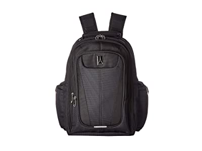 Travelpro Maxlite(r) 5 Laptop Backpack (Black) Backpack Bags