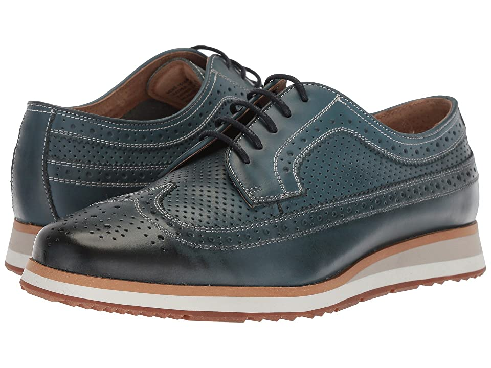Florsheim Flux Wingtip Oxford (Indigo Perf) Men