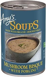 amy's mushroom soup