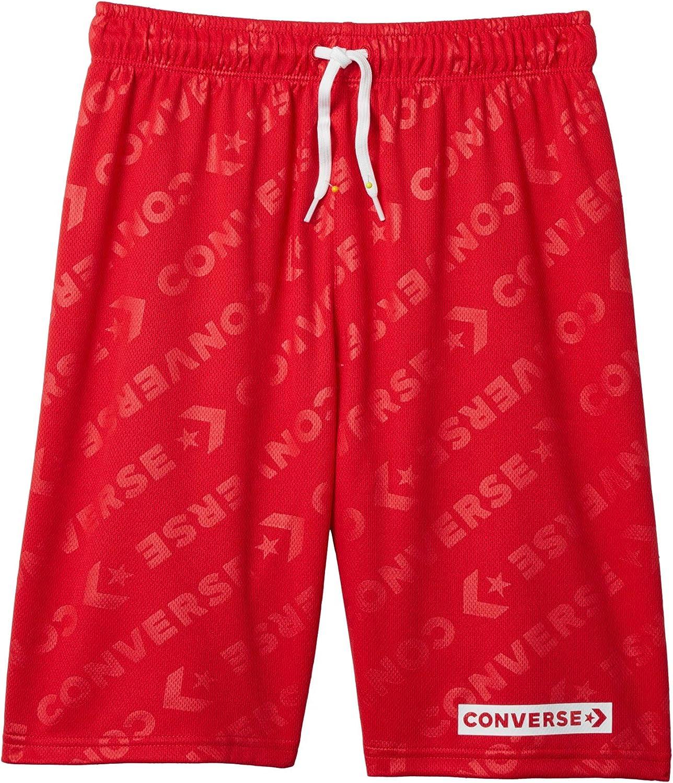 Converse Kids Boy's Mesh Shorts (Big Kids)