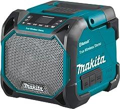 Makita XRM11 18V LXT / 12V max CXT Lithium-Ion Cordless Bluetooth Job Site Speaker, Tool Only