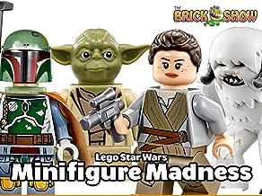 Clip: LEGO Star Wars Minifigure Madness