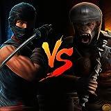 Ninja VS Apes Ninja Survivre Jeu de guerrier Superhero Action Fighting Simulator 3D:...