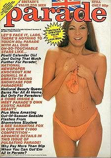 PARADE 1980's V3N5 British Mens Magazine Joni Flynn NICE!