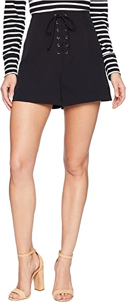 Bridget Lace Up Shorts