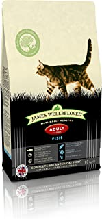 James Wellbeloved Cat Food Fish And Rice Adult 10kg