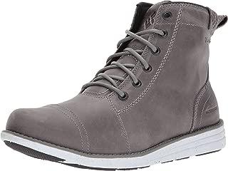 "Columbia Men's Irvington 6"" Leather Boot Waterproof Uniform Dress Shoe"
