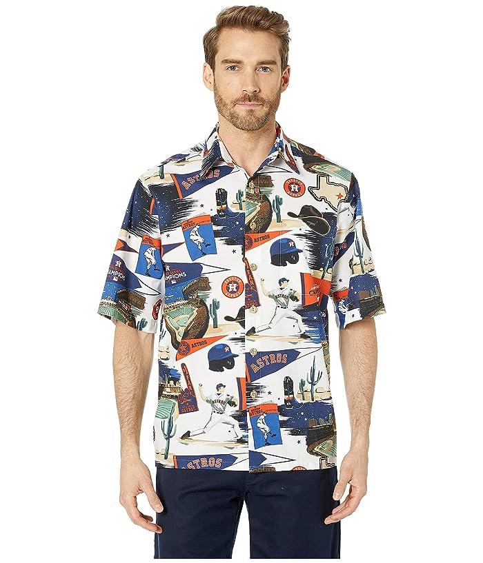 7137a2d9 Reyn Spooner Houston Astros Hawaiian Shirt at Zappos.com