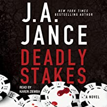 Deadly Stakes: Ali Reynolds, Book 8