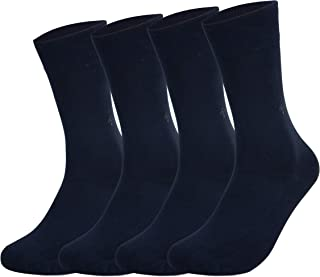 McWay Comfy Bamboo Socks Seamless Socks for Dress Casual Fancy