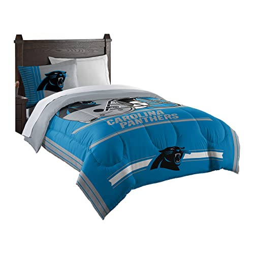 1e73b52102c The Northwest Company Officially Licensed NFL Safety Comforter and Sham  Pillowcase Set