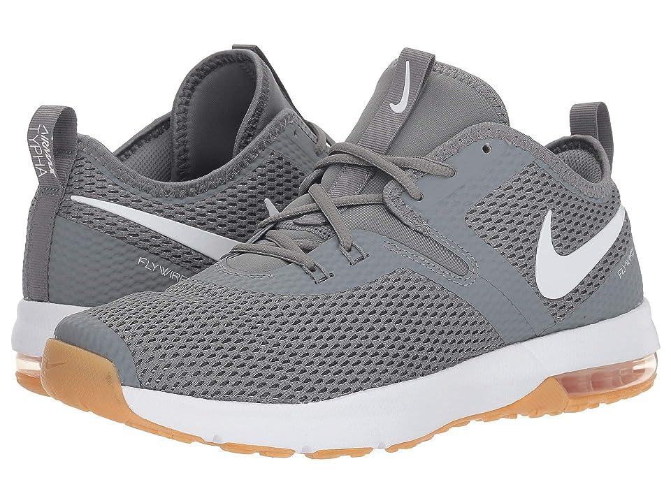 Nike Air Max Typha 2 (Cool Grey/White/Gum Light Brown) Men