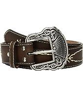 Starburst Stitched Belt