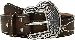 M&F Western - Starburst Stitched Belt