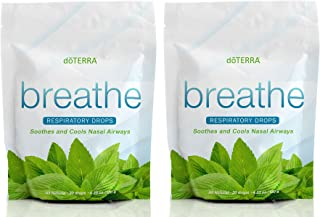 doTERRA Breathe Respiratory Drops (Pack of 2)