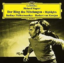 Wagner: Der Ring Des Nibelungen -Highlights (SHM-CD)