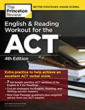 English and Reading Workout for the ACT, 4th Edition: Extra Practice for an Excellent Score (College Test Preparation)