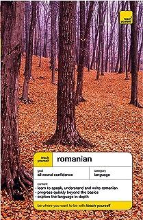 Teach Yourself Romanian CD Pack