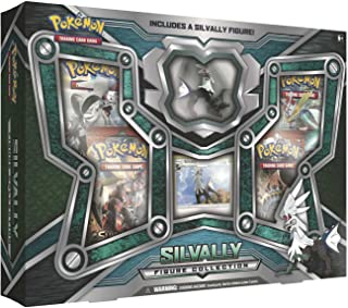 Pokemon Tcg: Silvally Figure Collection Cards