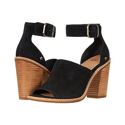 UGG Aja (Black) High Heels
