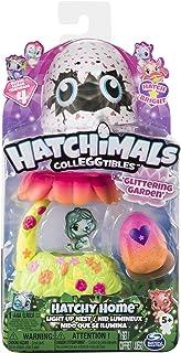 Spin Master Hatchimals Colleggtibles Light Up Nest Garden Playset