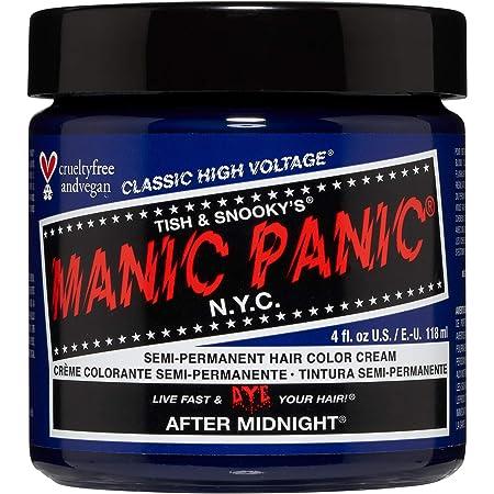 MANIC PANIC After Midnight Hair Dye