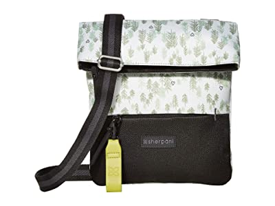Sherpani Pica (Tree Hugger Print) Cross Body Handbags