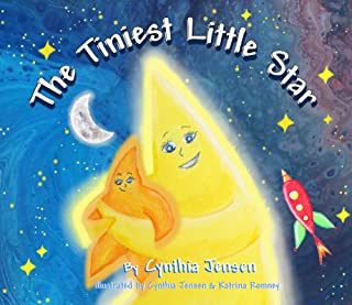 The Tiniest Little Star: A children`s book about love and acceptance.