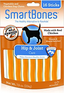 SmartBones Chicken Dog Chews Hip Joint (16 Sticks)