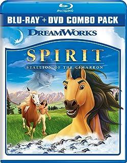 Best Spirit: Stallion of the Cimarron [Blu-ray] Review