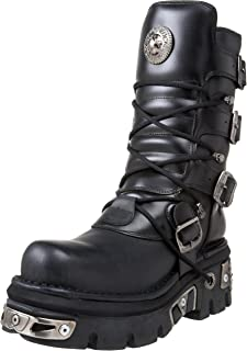 New Rock Nemesis Bottines/Boots Femmes Noir Boots