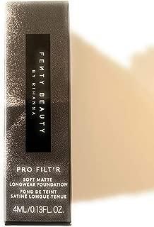 Fenty Pro Filt'r Soft Matte Longwear Foundation Sample/Travel Size 5ml 300