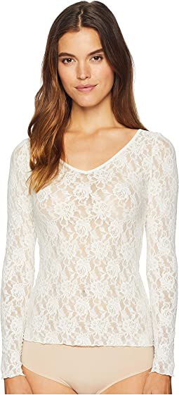 Signature Lace Unlined Reversible Top