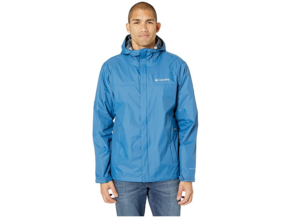 Columbia Watertighttm II Jacket (Impulse Blue/Graphite) Men