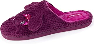 Isotoner Chaussons Mules Femme