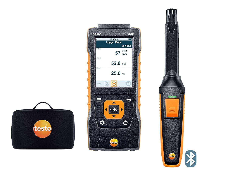 testo 440 CO2 - Kit con Bluetooth