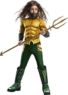 Child's Aquaman Costume Large