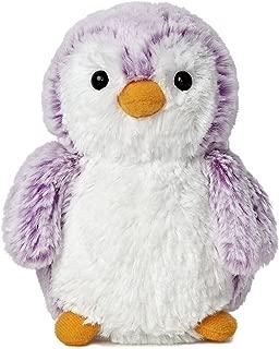 Aurora World Pom Pom Penguin Bright Violet Plush, 6
