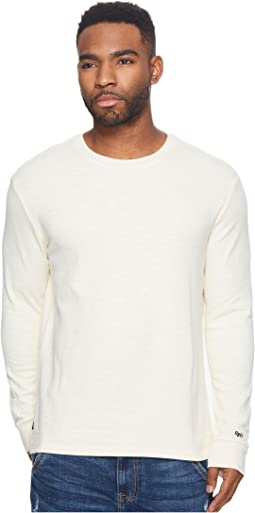 Obey - Normal Long Sleeve Knit Tee