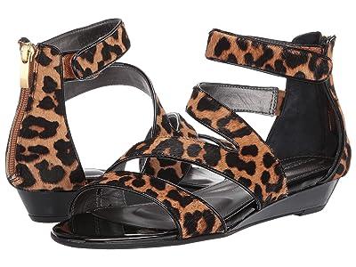 Rockport TM Zandra Band S (Tan Leopard) Women