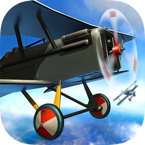 Flugzeug Kampf
