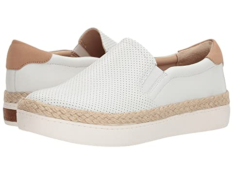 Dr. Scholl's Scout Jute - Original Collection White Perf Leather Cheap Recommend Buy Cheap Lowest Price Store For Sale FEnC5ac3u