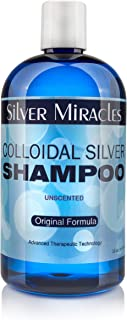 Colloidal Silver Shampoo