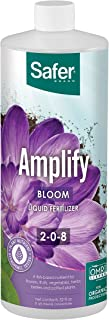 Safer Brand Amplify Liquid Nutrients for Hydroponics 32 ounces
