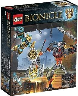 LEGO Bionicle Mask Maker vs Skull Grinder 70795 レゴバイオニクルマスクメーカー & スカルグラインダー [並行輸入品]