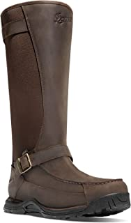 """Danner Sharptail Snake Boot 17"""" (45040) Dark Brown Hunting Boots Waterproof Hiking Boots"""